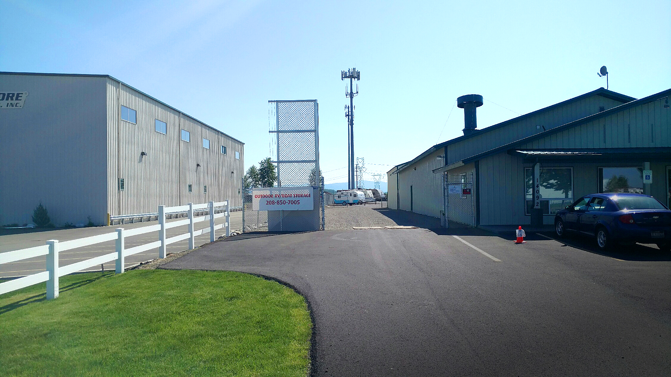 Commercial Gates Solid Rock Automation